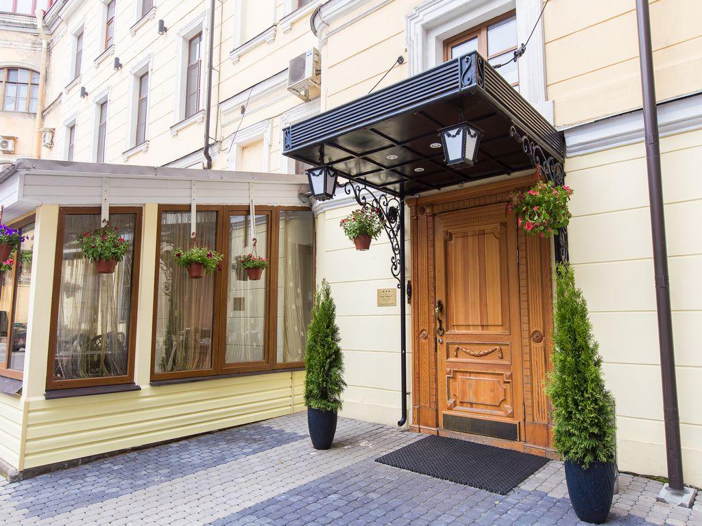 Отель Мойка 5 в Санкт-Петербурге, проверка Ревизорро с Настасьей Самбурской
